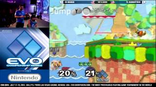 How Fast is Melee? EVO Edition (GRSmash)