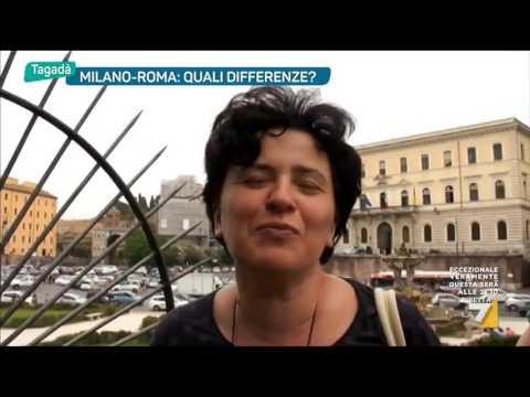 Milano - Roma quali le differenze?