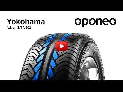 Tyre Yokohama ADVAN S/T V802 ● Summer Tyres ● Oponeo™