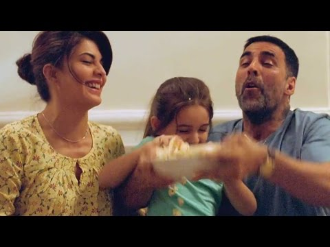 Jacqueline Fernandez's Role Of Young Mother In Aks