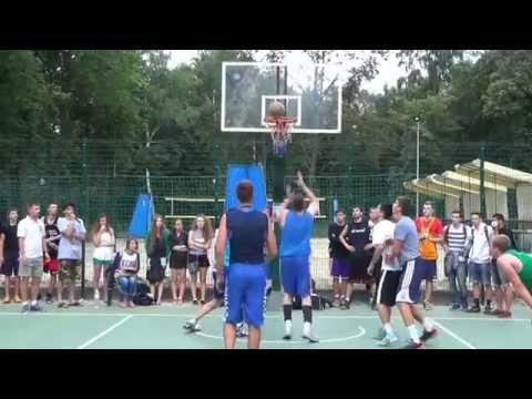Видео игр плей-офф турнира ''Gorky Streetball Cup'' (Харьков)