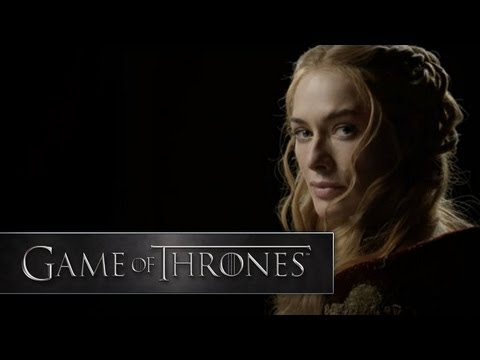 Game of Thrones Season 3 (Teaser 'Chaos')