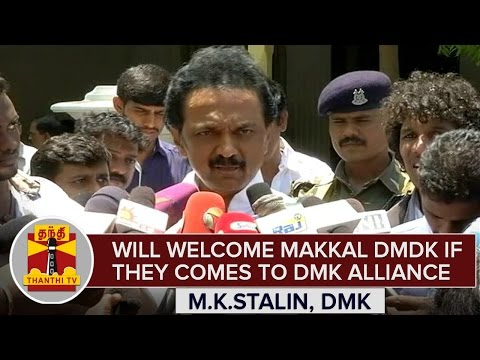 Will-Welcome-Makkal-DMDK-If-They-Comes-To-DMK-Alliance--M-K-Stalin-DMK-Treasurer