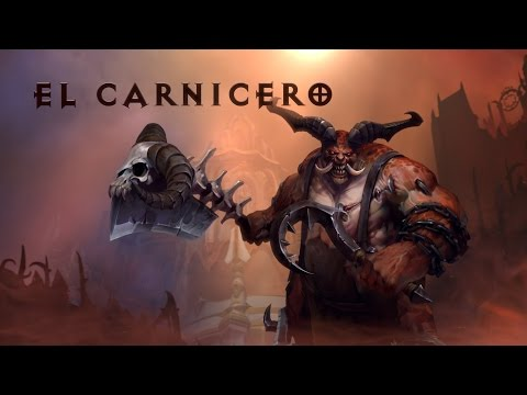 Tráiler del carnicero – Heroes of the Storm