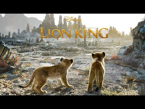 The Lion King All Trailers (2019) Disney HD