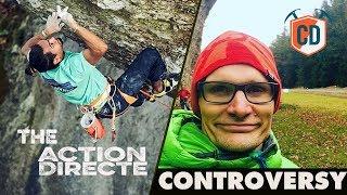 Did Said Belhaj Lie About Climbing 'Action Directe'? | Climbing Daily Ep.1555 by EpicTV Climbing Daily
