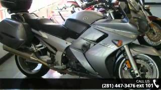 7. 2004 Yamaha FJR1300 ABS - Bob Lunsford's Honda - Houston,...