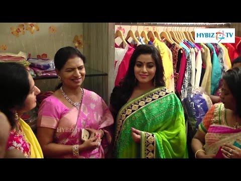 , Poorna actress Inaugurates SR Fashion Studio
