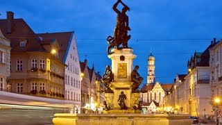Augsburg Germany  City pictures : Top Tourist Attractions in Augsburg: Travel Guide Bavaria, Germany