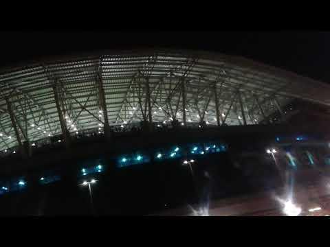 Grêmio eu te dou a vida, do lado de fora da Arena - Geral do Grêmio - Grêmio