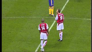 Thierry Henry vs Southampton FA Cup Final 2003