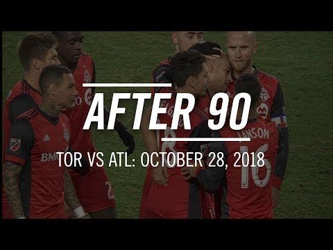 Video: After 90: Atlanta United FC at Toronto FC