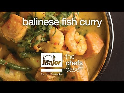 Balinese Fish Curry | Major International