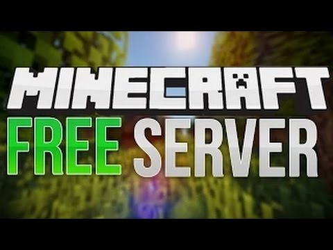 Free Minecraft Server Hosting 24/7! [Unlimited Plugins] [FTP] [MORE!]