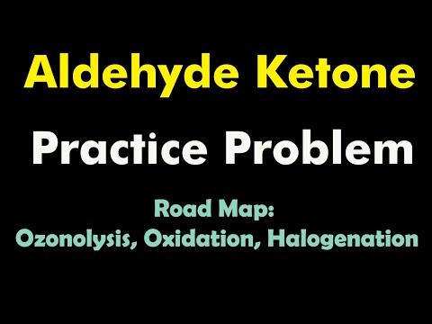 Organische Chemie: Aldehyde Ketone-Problem