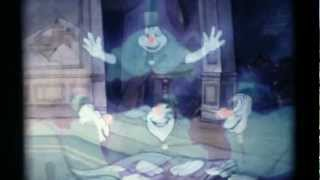 Lonesome Ghost Disney Cartoon Mickey Mouse Donald Duck Goofy HD 1080P Hbvideos Cooldisneylandvideos