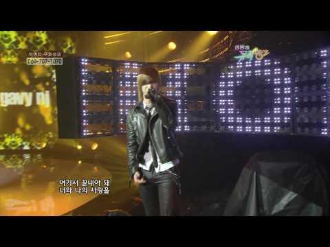 [100205] Gavy NJ - 해바라기(Feat. MBLAQ 미르).avi (видео)