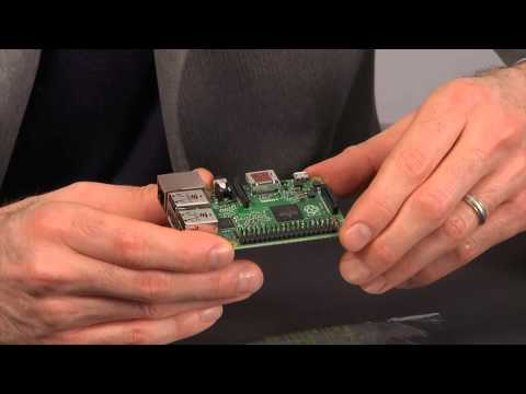 element14's first look at the Raspberry Pi 2 Model B