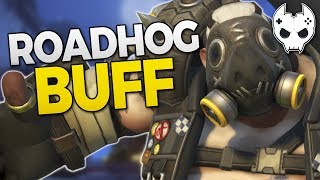 Overwatch ROadhog buff coming to make him more tanky! #overwatch💙 Get COOL rewards and support the channel! https://www.patreon.com/blamethecontroller🔹 Check out more TOP 5, Tips, and Guides below 🔹Hey! Hit that Like button and leave a comment!● Subscribe - http://bit.ly/SubscribeBTC ● TwitchTV - http://www.twitch.tv/blamethecontroller● Twitter - http://twitter.com/BlameTC● Instagram - http://instagram.com/blamethecontroller● Facebook - http://www.facebook.com/BlameTheController● Discord Server - https://discord.gg/blamethecontrollerSupport BTC on Patreonhttps://www.patreon.com/blamethecontrollerSupport BTC on Gamewisphttps://gamewisp.com/blamethecontroller♦♦  T-SHIRT  SHOP ♦♦http://blamethecontroller.spreadshirt.com/♦ Send me FanmailBTC  P.O. Box 97Spring, TX 77383🔸 Doomfist Ability Breakdown https://www.youtube.com/watch?v=dR9L4nmWoQc🔸 Doomfist Mythbusting https://www.youtube.com/watch?v=CtrasJIHMY4🔸 Doomfist All Skins https://www.youtube.com/watch?v=G3ANkZUyHOg🔸 Doomfist Gameplay Part 1 https://www.youtube.com/watch?v=2B4karTWAL0🔸 Doomfist Gameplay Part 2 https://www.youtube.com/watch?v=rhyT6ZKSygY🔸 ORISA TOP 10 Tips: https://www.youtube.com/watch?v=Ch_ZbAqjca8🔸 TOP 5 TIPS and Tricks:  https://www.youtube.com/watch?v=3dEIQ6qrH1g🔸 TOP 5 TIPS for TEAMWORK: https://www.youtube.com/watch?v=0pseL1QkMGs🔸 TOP 5 TIPS for HERO PICKS:  https://www.youtube.com/watch?v=RFTzCy6u11M🔸 TOP 5 TIPS for IMPROVING AIM: https://www.youtube.com/watch?v=71fehVACdyc 🔸 TOP 5 TIPS FOR CUSTOMIZATION: https://www.youtube.com/watch?v=ps8bZ_FjHBM🔸 TOP 5 Best Teams for 3v3 https://www.youtube.com/watch?v=2cYk-Gdeabc🔸 Sombra Top 10 Tips: https://www.youtube.com/watch?v=BIW-gudOn18🔸 Overwatch Mythbusters - Sombra Teleporting: https://www.youtube.com/watch?v=JWHmukikcSQ🔸 Overwatch Mythbusters - Sombra Invisibility: https://www.youtube.com/watch?v=hHDYCIb70fQ🔸 Overwatch Mythbusters - Sombra Hack and EMP: https://www.youtube.com/watch?v=b_y8X4ORSjM🔸 How to Win 1v1 Guide - Offense Heroes https://www