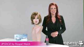 Video Raquel Welch Upstage Wig Review MP3, 3GP, MP4, WEBM, AVI, FLV Juni 2018