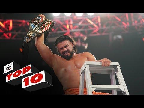 Top 10 Raw moments: WWE Top 10, Jan. 20, 2020