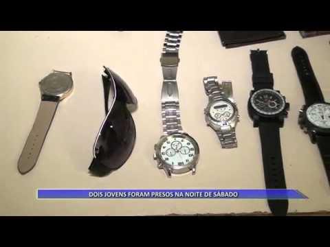 JATAÍ | Dois jovens são presos acusados de assalto