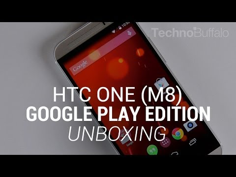 Edition - HTC One (M8) Google Play Edition Unboxing We already brought you our review of the standard HTC One (M8), a device we dubbed the
