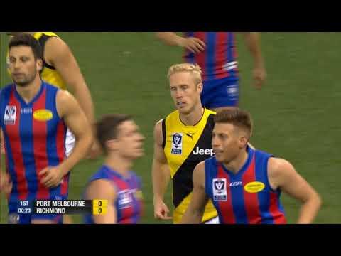 2017 Peter Jackson VFL 'Love the Game' Grand Final: Port Melbourne v Richmond