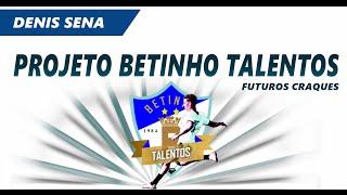 O projeto Betinho Talentos tem como o objetivo refinar as técnicas de   jovens revelações do futebol, aplicando todo conhecimento prático adquirido durante todos esses anos!