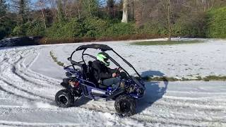 7. Hammerhead Mudhead 208R - Snow, Sun & Lots Of Fun!