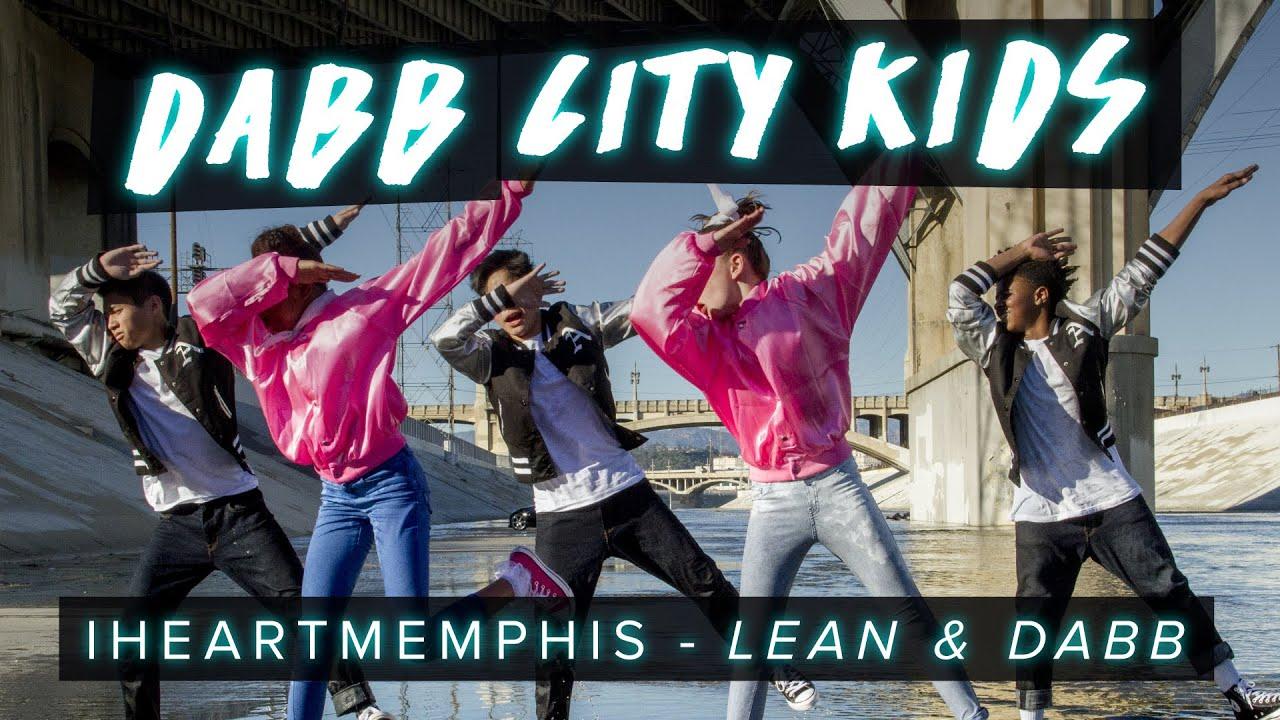 Танцшкола. Смотреть онлайн: iLoveMemphis – Lean and Dabb | Dabb City Kids #LeanDabbDanceOn