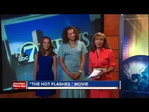 Colorado women of The Hot Flashes