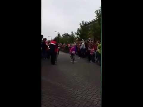 Klap tot Klaploop 2014 Jeugdloop 1000 m 7 en 8 jaar