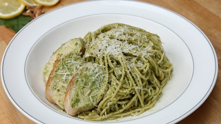 Spinach Pesto Pasta by Tasty