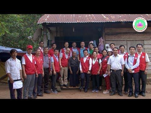 Khảo sát xây 15 Nhà Chữ thập đỏ ở Làng Phong, tỉnh Gia Lai