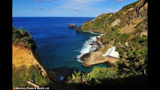 he Pitcairn Islands (/ˈpɪtkɛərn/;[6] Pitkern: Pitkern Ailen), officially Pitcairn, Henderson, Ducie and Oeno Islands,[7][8][9][10] are a group of four volcan...