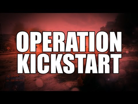 Battlefield 3 Trolling - Operation Kickstart
