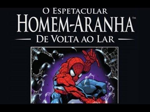 Homem Aranha - De volta ao lar.