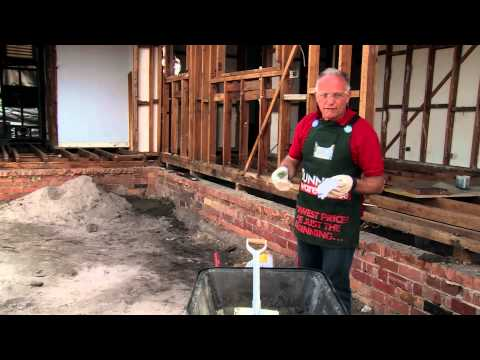 How To Mix Concrete - DIY At Bunnings