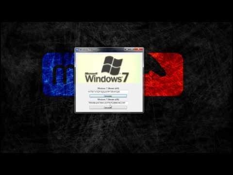 Windows 7 keygen Ultimate 100% Real