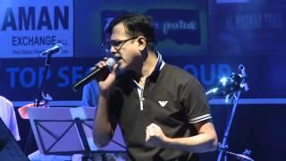 Asif Akbar New Concert  Top Secret Group Qatar  Eid Event 2015