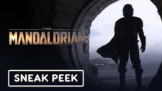 The Mandalorian Official Sneak Peek (2019) Pedro Pascal by IGN