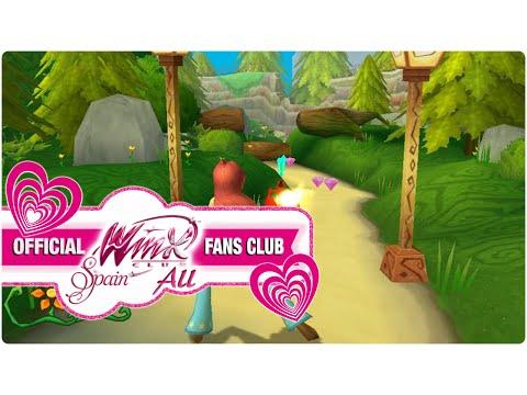 winx club pc solution