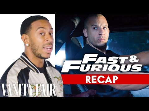 Ludacris Recaps Every Fast and the Furious Movie in 8