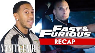 Nonton Ludacris Recaps Every Fast   Furious Movie In 8 Minutes   Vanity Fair Film Subtitle Indonesia Streaming Movie Download