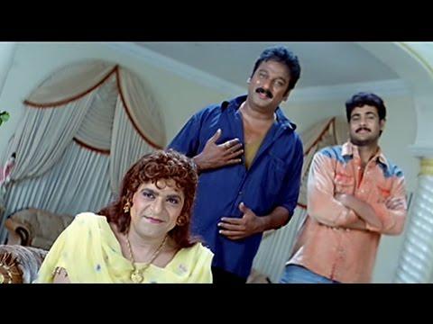 Tata Birla Madhyalo Laila || Sivaji, Krishna Bhagwan Jogging Comedy || Sivaji, Laya