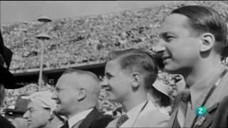 Video Jesse Owens at the Berlin Olympics in 1936 MP3, 3GP, MP4, WEBM, AVI, FLV Januari 2019