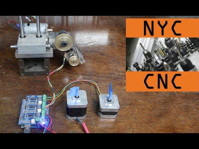 Diy arduino cnc machine with grbl shield setup tut