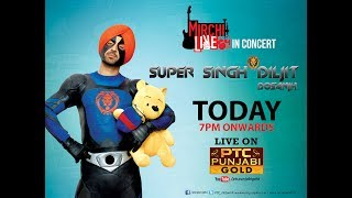 Nonton Live  Mirchi Live In Concert With Super Singh Diljit Dosanjh Film Subtitle Indonesia Streaming Movie Download