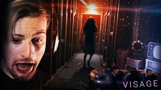 ONE OF THE BEST HORRORS I'VE PLAYED. || Visage Gameplay